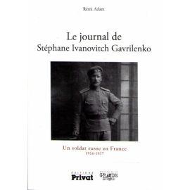 Le journal de Stéphane Ivanovitch Gavrilenko