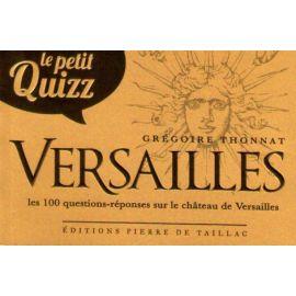 Le petit Quizz de Versailles