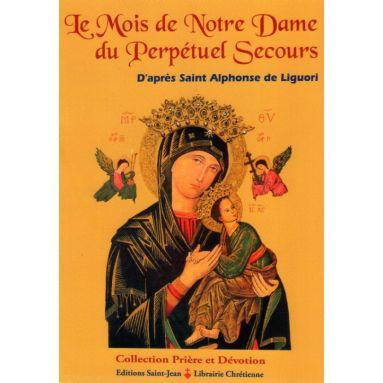 Le mois de Notre Dame du perpétuel secours