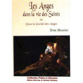 Les Anges dans la vie des Saints