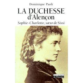 La duchesse d'Alençon