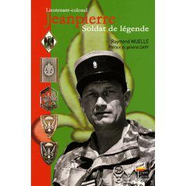 Lieutenant-colonel Jeanpierre