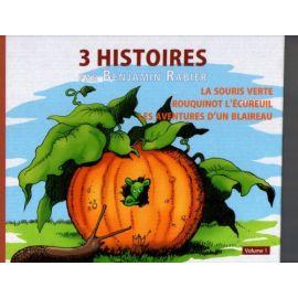 3 Histoires - Volume 1