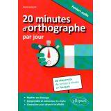20 minutes d'orthographe par jour