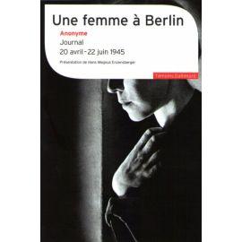 Une femme à Berlin
