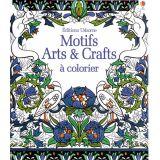 Motifs arts & Crafts à colorier