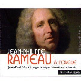 Jean-Philippe Rameau à l'orgue