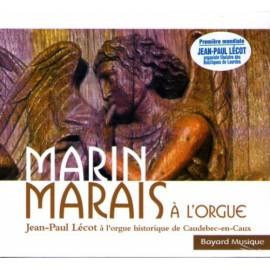 Marin Marais à l'orgue