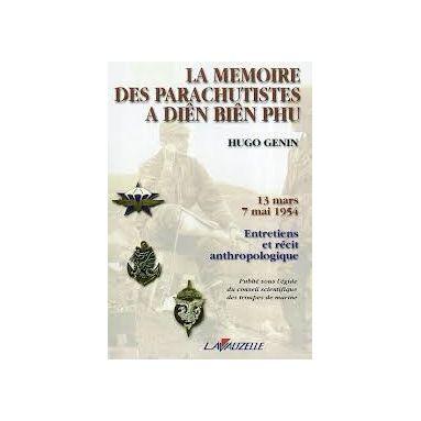 La mémoire des Parachutistes à Diên Biên Phu