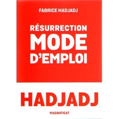 fabrice hadjadj r surrection mode d 39 emploi livres en famille. Black Bedroom Furniture Sets. Home Design Ideas