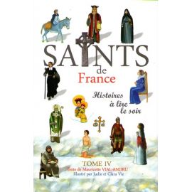 Les Saints de France Tome 4