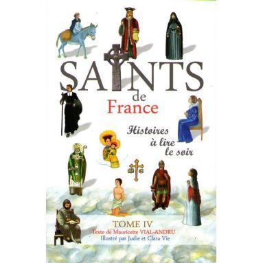 Les Saints de France Tome 4