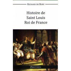 Histoire de saint Louis roi de France