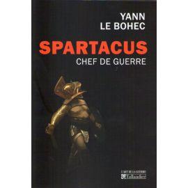 Spartacus chef de guerre