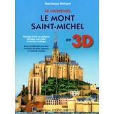 Je construis le Mont-Saint-Michel en 3D