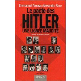 Le pacte des Hitler une lignée maudite