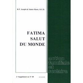 Fatima salut du monde