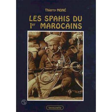 Les Spahis du 1er Marocains