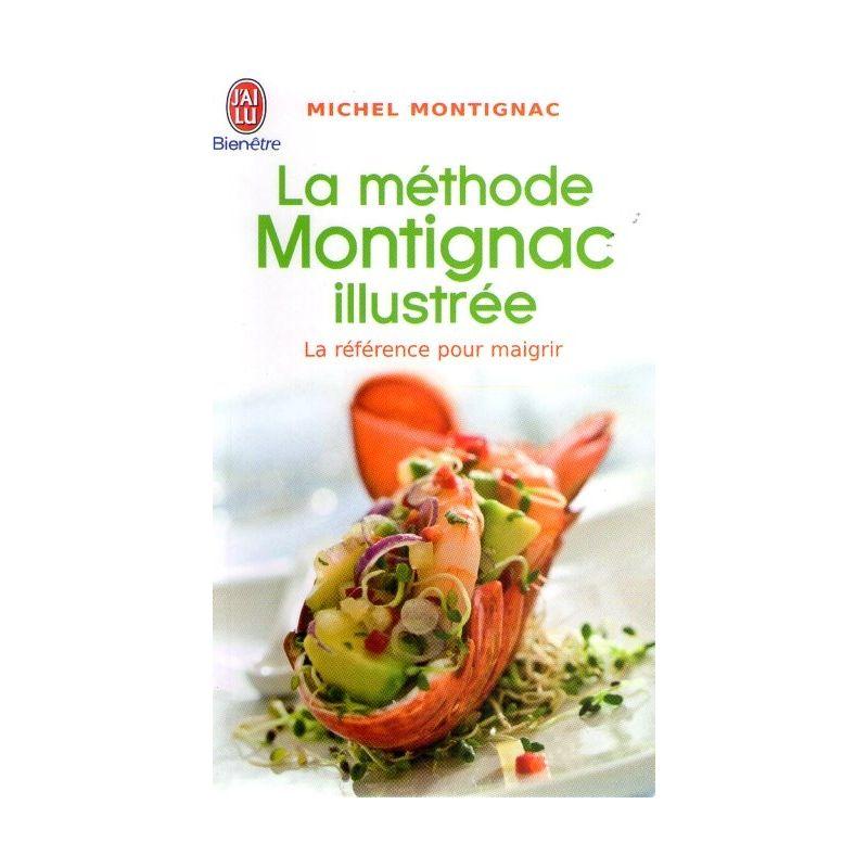 Michel montignac la m thode montignac illustr e livres for Methode montignac