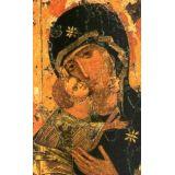 Vierge de Vladimir - CB1125