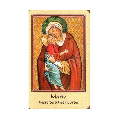 Marie Mère de miséricorde - CB1104