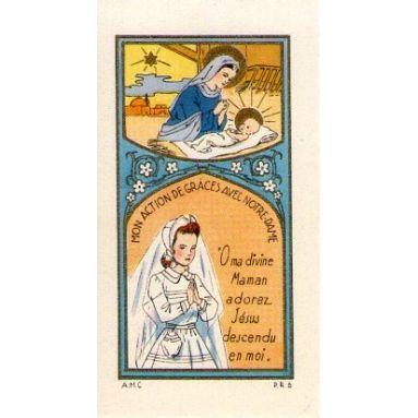 Mon action de grâces avec Notre Dame PR6