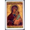 Jeux de cartes Vierge de Toplou