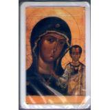 Jeux de cartes Vierge de Kazan