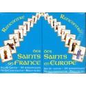 Rencontre des saints en France et en Europe