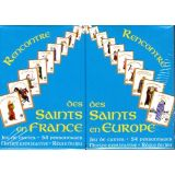 Rencontre des saints en France et en Europe