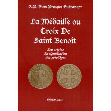 La médaille ou Croix de Saint-Benoît