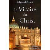 Le vicaire du Christ