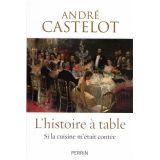 L'histoire à table