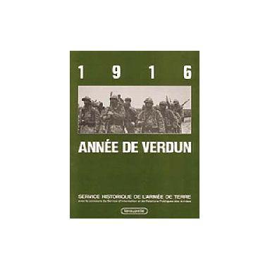 1916 Année de Verdun