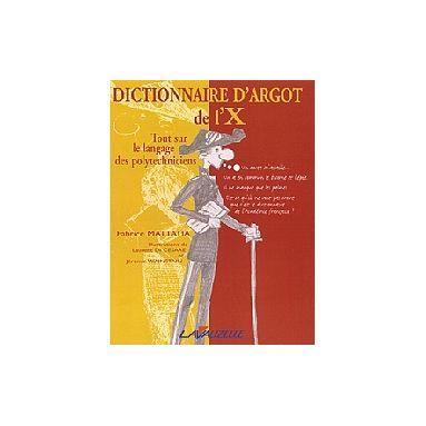 Dictionnaire de l'Argot de l'X