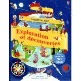 Fenêtre sur exploration et découvertes
