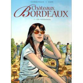 Châteaux Bordeaux Les vendanges