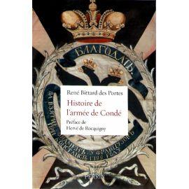 Histoire de l'armée de Condé