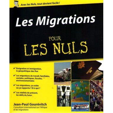 Jean paul gour vitch les migrations pour les nuls for Les travaux pour les nuls