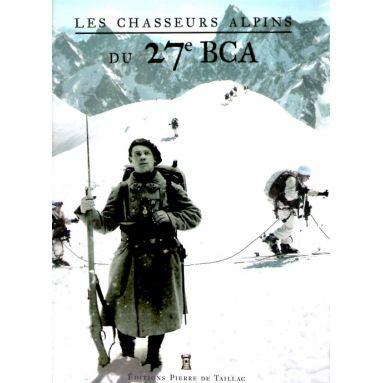 Les chasseurs alpins du 27° BCA
