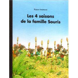 Les 4 saisons de la famille Souris