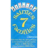 7 saintes familles