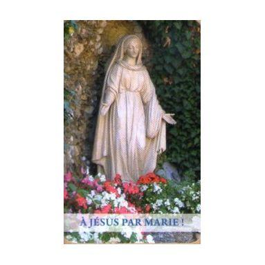Consécration à Jésus par Marie - CB1146
