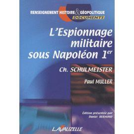 L'espionnage sous Napoléon 1er