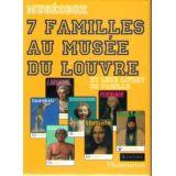 7 familles au Musée du Louvre