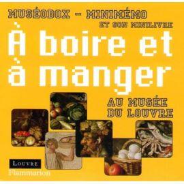 A boire et à manger au Musée du Louvre
