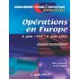 Opérations en Europe