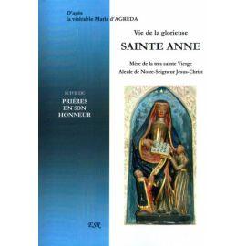 Vie de la glorieuse sainte Anne