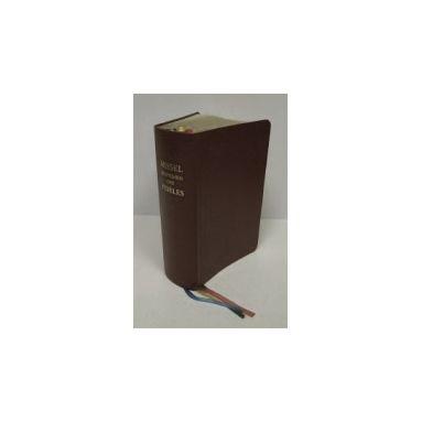 Missel Quotidien des fidèles (marron)