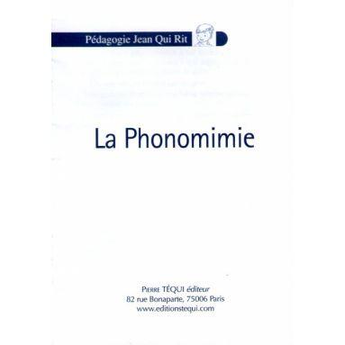 La Phonominie livret